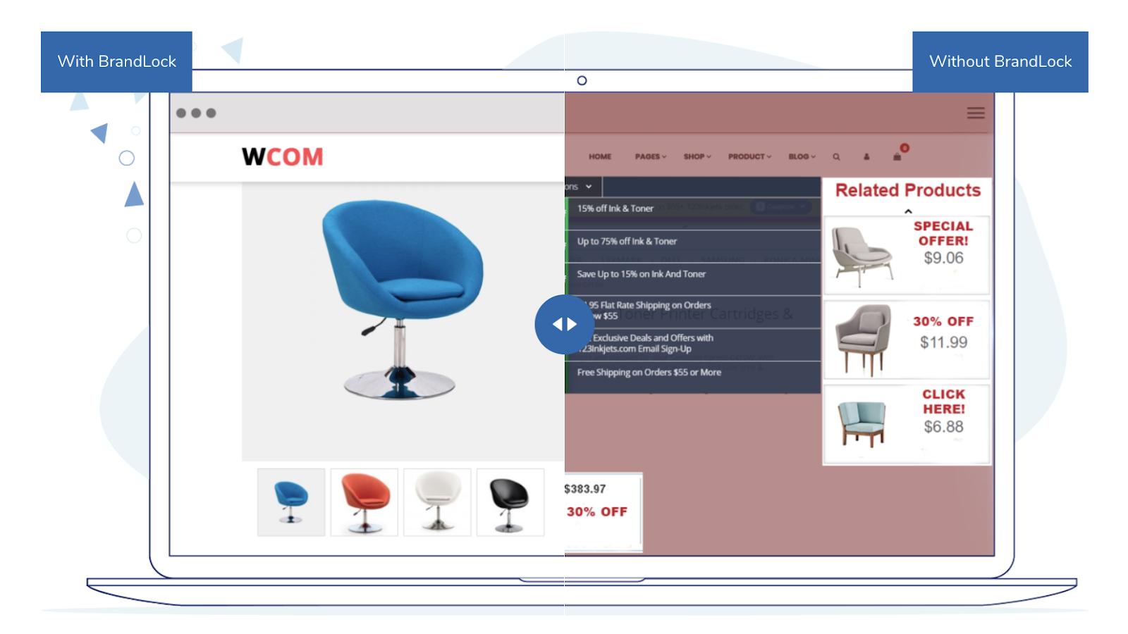 enterprise ecommerce with brandlock