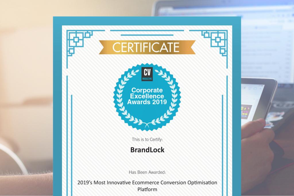 2019's Most Innovative Ecommerce Conversion Optimisation Platform (1)