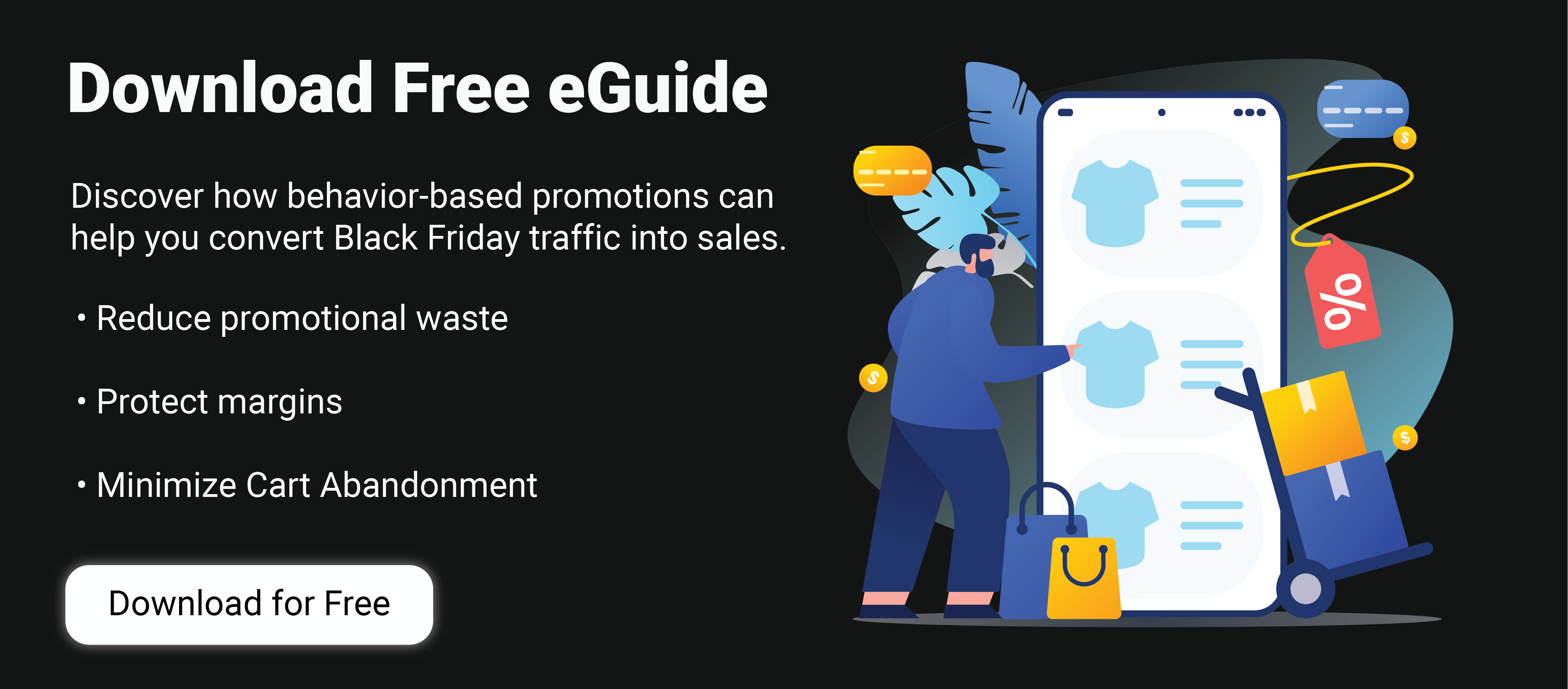 Behaviour-based Personalized Promotions